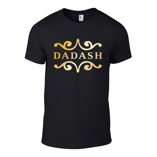 Picture of GOLDEN DADASH - SHIRT [schwarz]