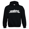 Picture of MAINRATTEN - HOODY [schwarz], Picture 1
