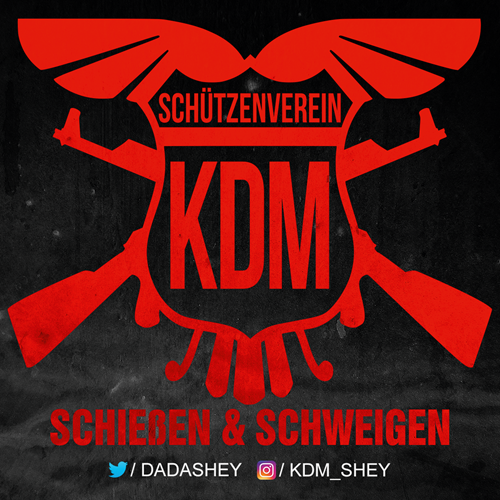 Picture of KDM SCHÜTZENVEREIN - STICKER