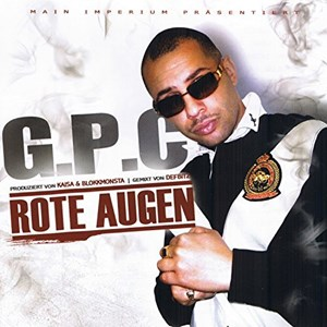 Picture of GPC - Rote Augen CD-R