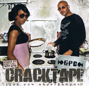 Picture of GPC - Cracktape CD-R