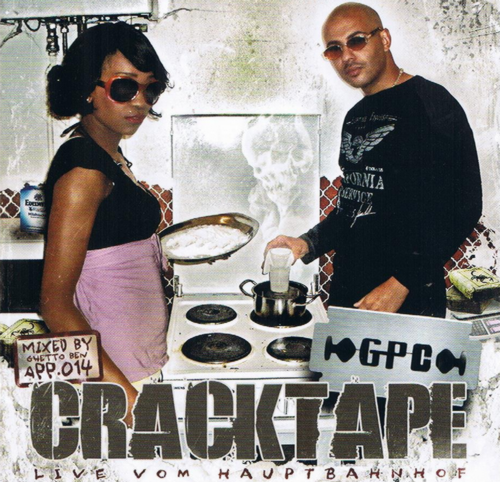 Picture of GPC - Cracktape CD