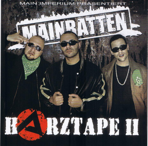 Picture of Mainratten - Harztape II CD