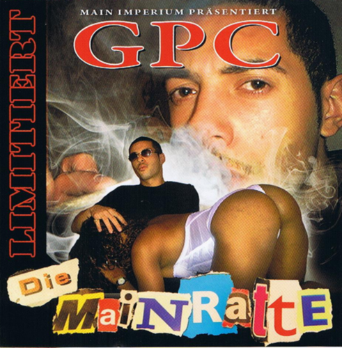 Picture of GPC - Die Mainratte CD-R