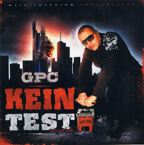 Picture of GPC - Kein Test CD-R